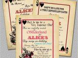 Bridal Shower Invitations Alice In Wonderland theme Bridal Shower Invitations Free Alice In Wonderland Bridal