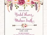 Bridal Shower Invitations Australia Boho Bridal Shower Invitation Floral Invite Dreamcatcher