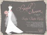 Bridal Shower Invitations Canada Wedding Invitation Templates and Wording