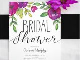 Bridal Shower Invitations Garden Party theme Garden Party Bridal Shower — Kristi Murphy