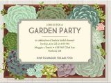 Bridal Shower Invitations Garden Party theme Invitations Archives Ultimate Bridesmaid