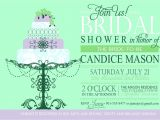 Bridal Shower Invitations Images Bridal Shower Invitation Custom Printable Digital
