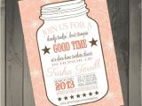 Bridal Shower Invitations Mason Jar theme Bridal Shower Invitations Bridal Shower Invitations Mason