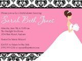 Bridal Shower Invitations Online Free Bridal Shower Invitation Template Free Printable