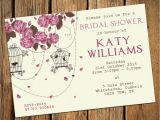 Bridal Shower Invitations Uk Bridal Wedding Shower Invitations