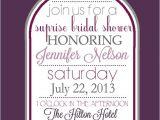 Bridal Shower Invitations Wine theme Wine themed Bridal Shower Invitations Template