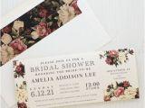 Bridal Shower Invitations with Matching Envelopes 36 Best Bridal Shower Images On Pinterest