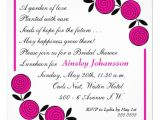 Bridal Shower Invite Poem Bridal Shower Invitations Bridal Shower Invitations Rhymes