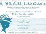 Bridal Shower Luncheon Invitation Wording Bridal Shower Invitation Verbiage Bridal Shower