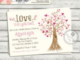 Bridal Shower Money Tree Invitation Wording Bridal Shower Invitation Wedding Shower Invite