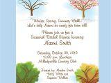 Bridal Shower Money Tree Invitation Wording Bridal Shower Invitations Bridal Shower Invitations