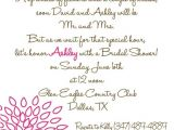 Bridal Shower Poems for Invitations Bridal Shower Invite Cute Poem
