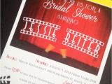 Broadway themed Party Invitations Playbill Invitations Broadway theme Bridal Shower Birthday