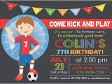 Bubble soccer Party Invitations Bubble soccer Birthday Invitation Bubble soccer by