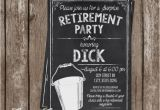 Bucket List Party Invitations Bucket List Retirement Invitation Bucket List Invite