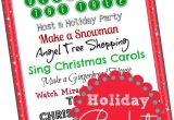 Bucket List Party Invitations Free Christmas Bucket List Printable