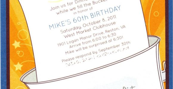 Bucket List Party Invitations Posh In A Pinch event Showcase Bucket List 60th
