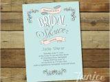 Bulk Bridal Shower Invitations wholesale Romantic Mint Bridal Shower Invitations Wfbs019