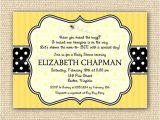 Bumble Bee Baby Shower Invitation Diy Printable Unavailable Listing On Etsy