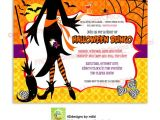 Bunco Birthday Party Invitations Items Similar to Halloween Bunco Party Invitation On Etsy