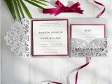 Burgundy and Gray Wedding Invitations Stylish Wedd Blog Wedding Ideas Etiquette Every Bride