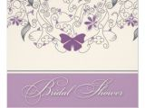 """Butterfly Bridal Shower Invitations butterfly Bridal Shower Invitations 5 25"""" Square"""