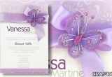 Butterfly Invitations for Quinceaneras Quinceanera butterfly Invitations Qty Quinceanera