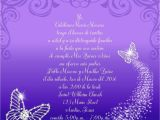Butterfly themed Quinceanera Invitations Bling butterflies Quinceanera Invitation Quince Sweet