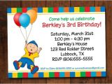 Caillou Party Invitations Caillou Birthday Invitation Caillou Birthday Party Ideas
