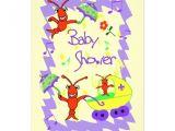 Cajun themed Party Invitations Cajun themed Baby Shower Invitation 5 Quot X 7 Quot Invitation