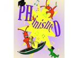 Cajun themed Party Invitations Cajun themed Ph D Party Invitation Zazzle