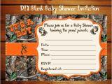 Camo Baby Boy Shower Invitations Diy Blank It S A Boy Camo Baby Shower Invitation Diy Baby