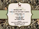 Camo Baby Boy Shower Invitations How to Throw Camouflage themed Baby Shower