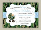 Camo Baby Shower Invites Camouflage Baby Shower Invitation Printable Camo Invitation