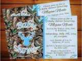 Camo Baby Shower Invites Little Boy Blue Camo Baby Shower Invitation