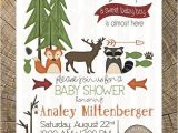 Camping themed Baby Shower Invitations Best 25 Camping Baby Showers Ideas On Pinterest
