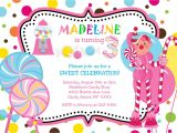 Candyland Birthday Party Invitation Ideas Candyland Party Invitations Cake Ideas and Designs