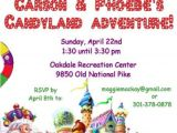 Candyland Party Invitation Wording Items Similar to Candyland Birthday Party Invitation On Etsy