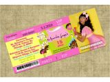 Candyland Quinceanera Invitations Candyland Birthday Party Invitations for Sweet Sixteen