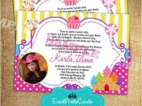 Candyland Quinceanera Invitations Candyland Quinceanera Invitations Photo