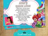 Candyland Quinceanera Invitations Candyland Quinceanera Invites Photo