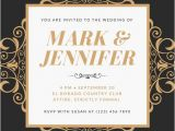 Canva Wedding Invitations Wedding Invitation Templates Canva