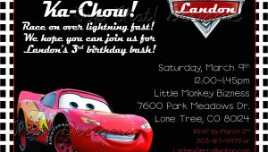 Car theme Birthday Invitation Template Cars themed Birthday Invitation Printable $12 00 Via