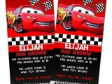 Car themed Birthday Invitation Templates Disney Cars Invitations Template Wqmpg8x8