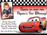 Car themed Birthday Invitation Wording Race Car Birthday Invitations Ideas Bagvania Free