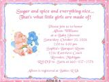 Care Bear Baby Shower Invitations 9 Best Baby Shower Ideas Images On Pinterest