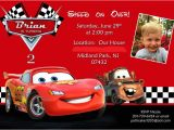Cars Birthday Invitation Template 28 Images Of Disney Cars 2 Invitation Template Leseriail Com