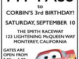 Cars Birthday Invitation Template Etsy Your Place to Buy and Sell All Things Handmade