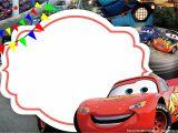Cars Birthday Invitation Template Free the Cars 3 with Photo Invitation Template Free
