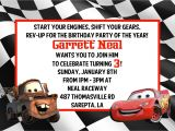Cars Birthday Party Invitation Templates Free Cars Birthday Invitations Template Free Free Invitations